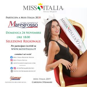 Miss Italia – Selezione Regionale
