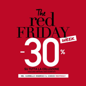 Red Friday – Tata Italia