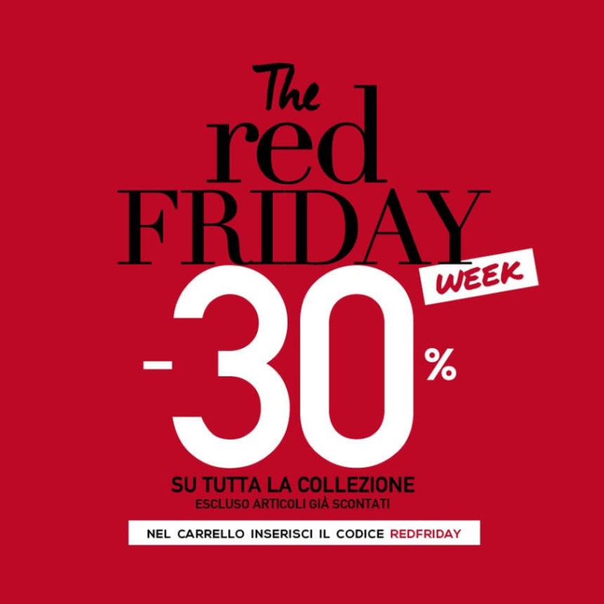 Red Friday – Tata Italia