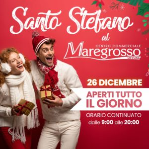 Santo Stefano #CentroMaregrosso