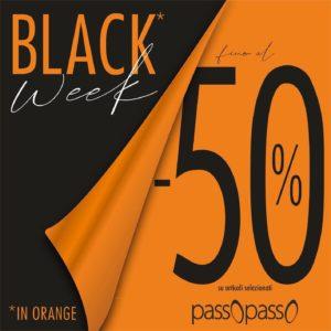PASSO PASSO BLACK WEEEEEEK!