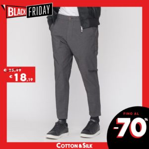 COTTON&SILK: SUPERSCONTI BLACK FRIDAY!