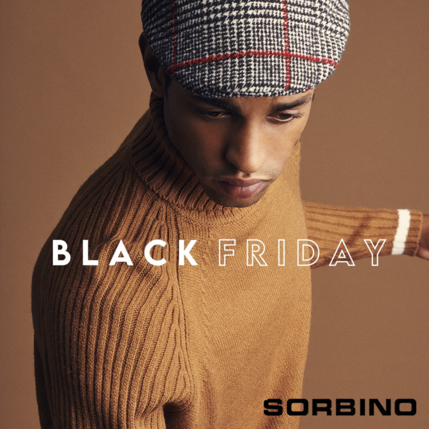 SORBINO BLACK FRIDAY: sconti fino al 70% !!!