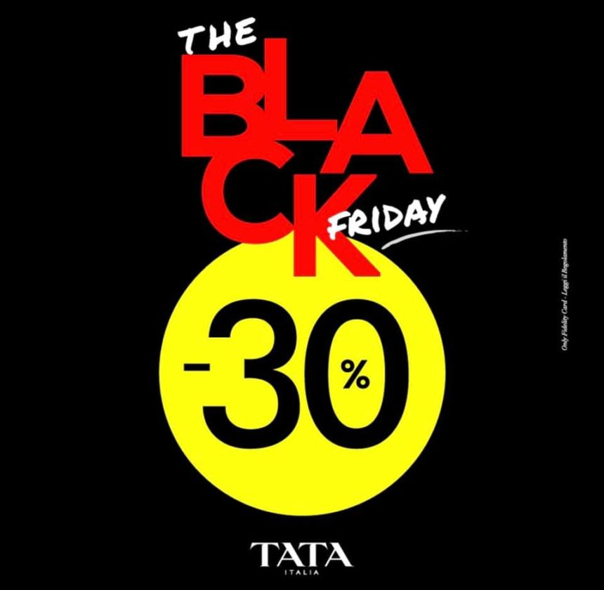 TATA SI COLORA DI BLACK!!!
