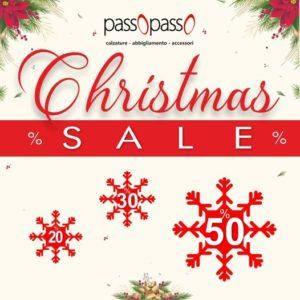 PASSO PASSO CHRISTMAS SALE!