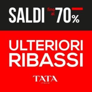 TATA ITALIA: ULTERIORI RIBASSI!
