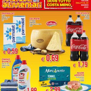 Supermercato Mercati Alimentari: DOVE TUTTO COSTA MENO!