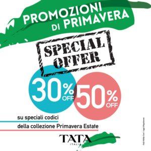 TATA ITALIA: ARIA DI PRIMAVERA